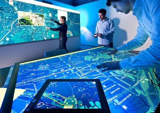 Smart control room