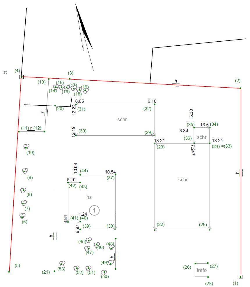 Spatial data processing