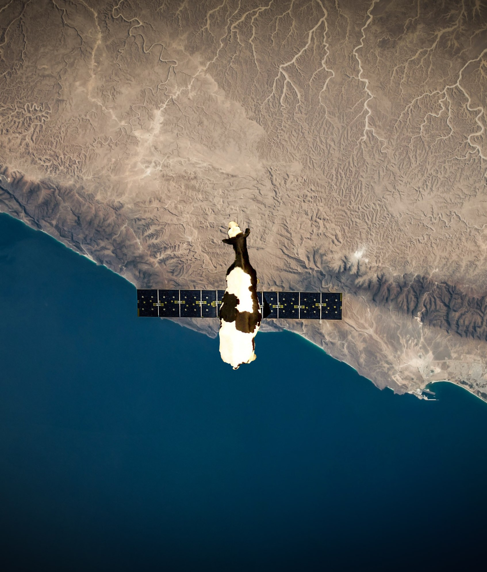European Space Agency  precision agriculture